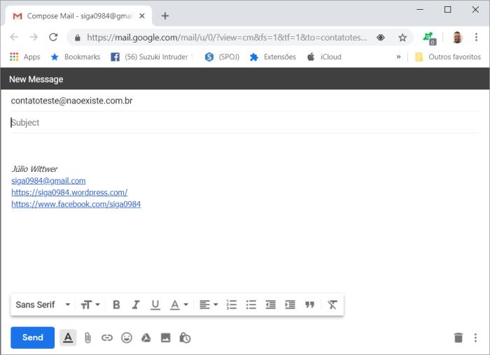Crud - Mail 2