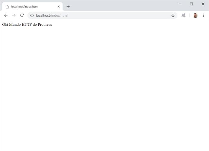 Ola Mundo HTTP 2